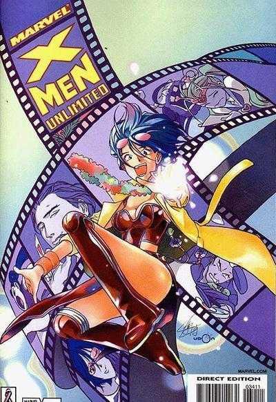 X-Men Unlimited #34
