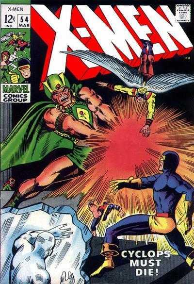 The X-Men #54