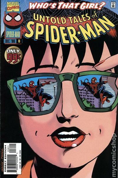 Untold Tales of Spider-Man #16