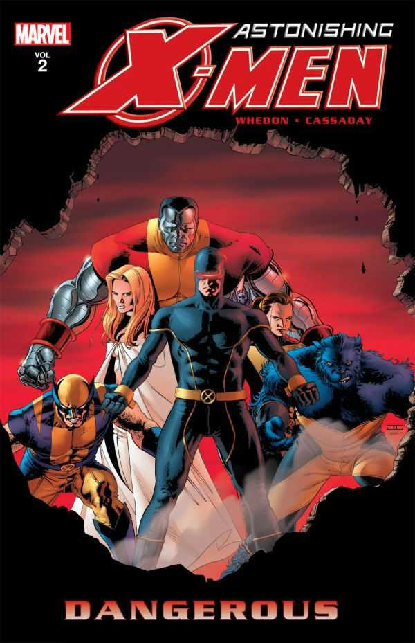 Astonishing X-Men Vol. 2: Dangerous TP