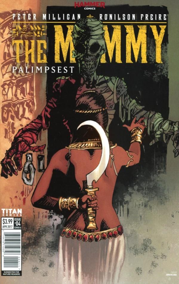 The Mummy #4
