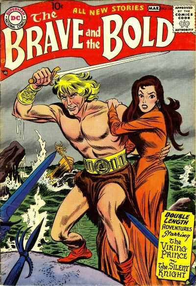 The Brave and the Bold #16