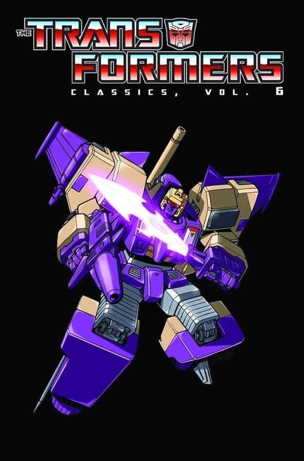 Transformers Classics Vol. 6 TP