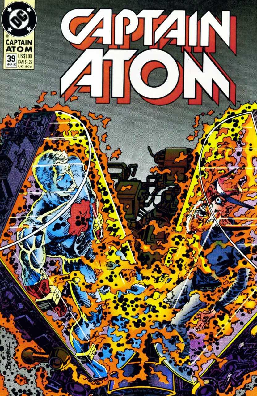 Captain Atom #39