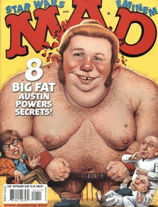 Mad Magazine #421