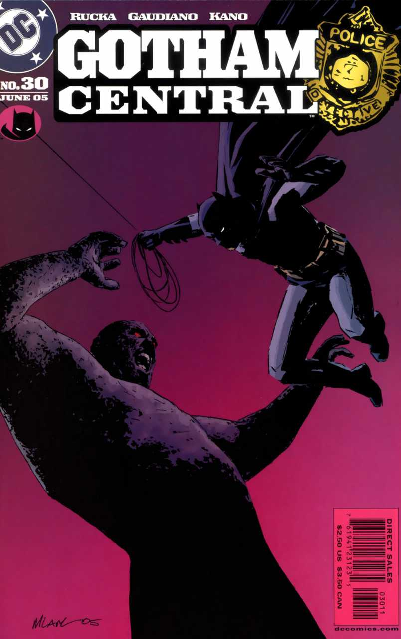 Gotham Central #30
