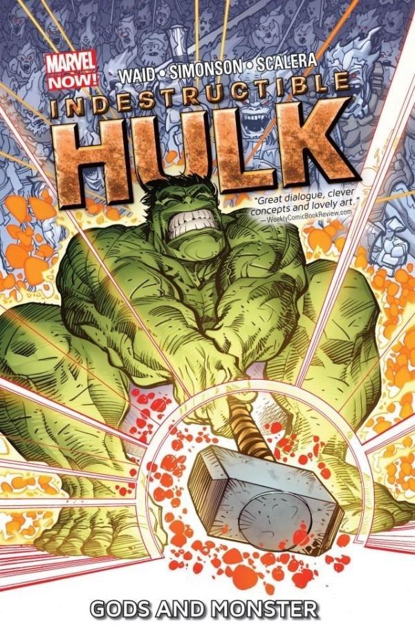 Indestructible Hulk Vol. 2: Gods and Monster TP