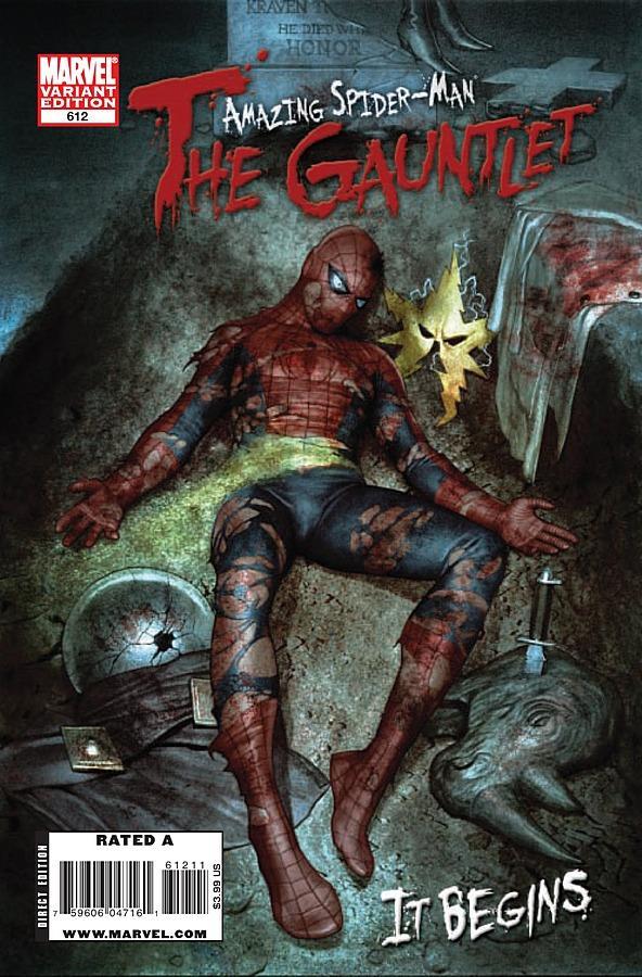 The Amazing Spider-Man #612