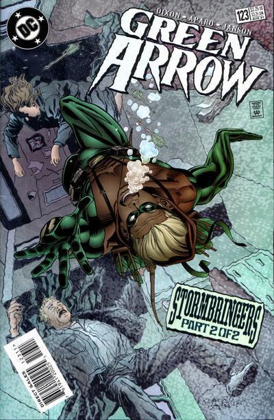 Green Arrow #123