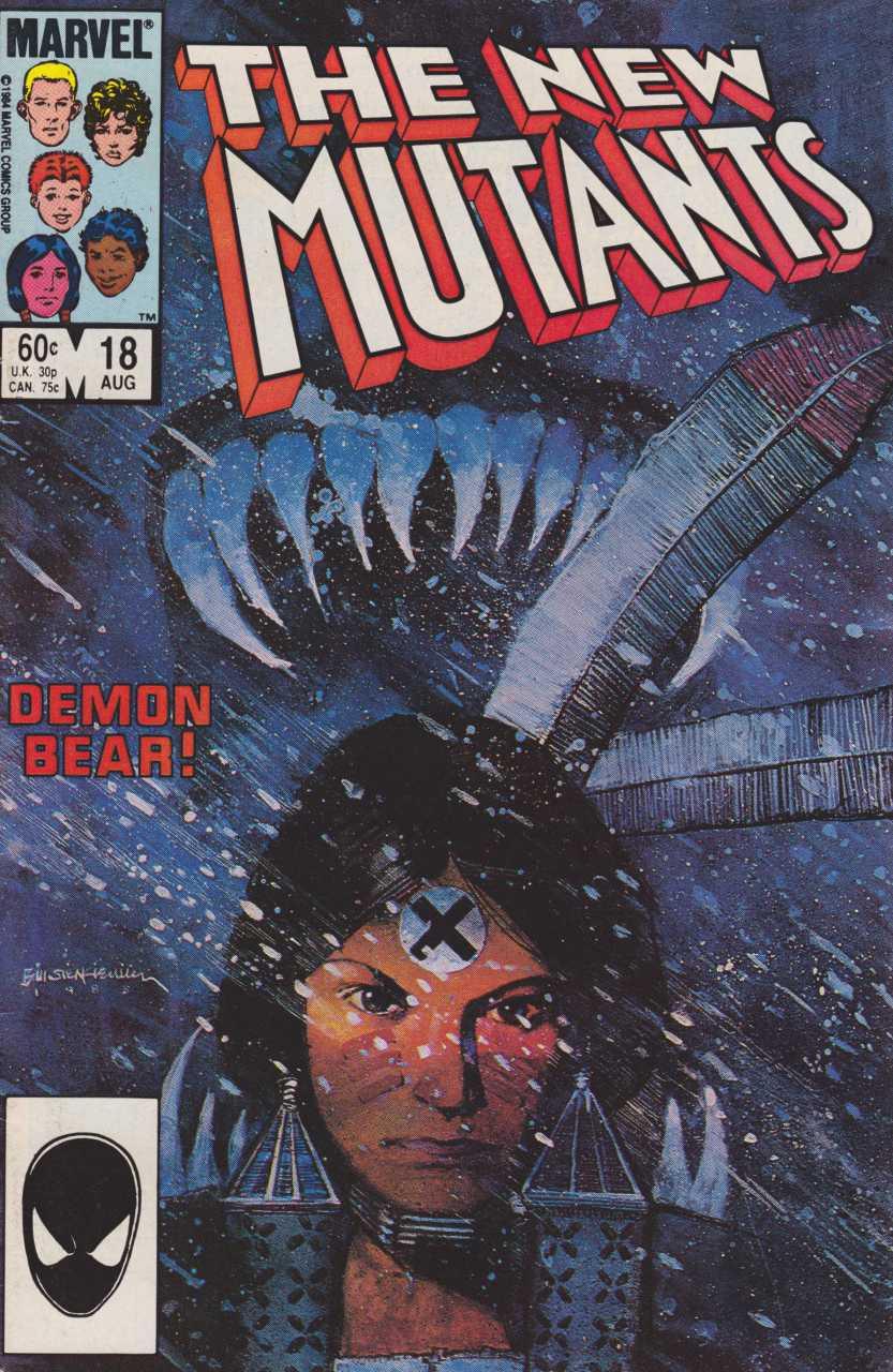 The New Mutants #18