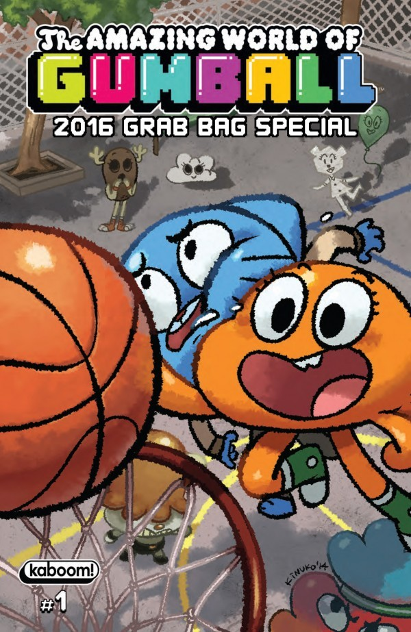 The Amazing World of Gumball: 2016 Grab Bag Special #1