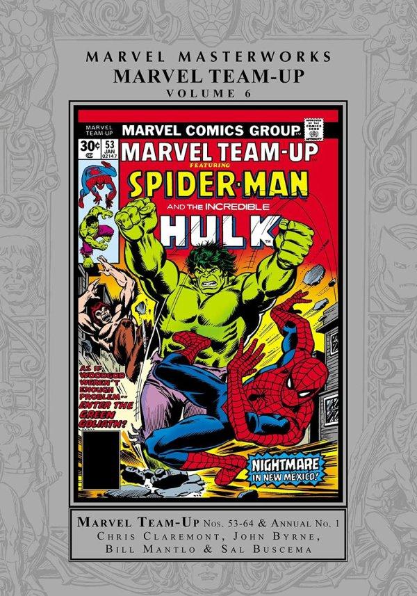 Marvel Masterworks: Marvel Team-Up Vol. 6 HC