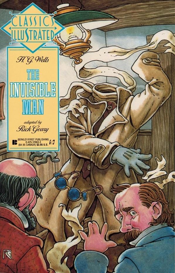 Classics Illustrated #20