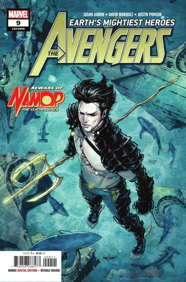 The Avengers #9