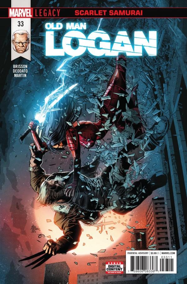 Old Man Logan #33