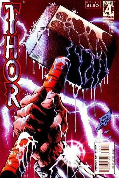 The Mighty Thor #494