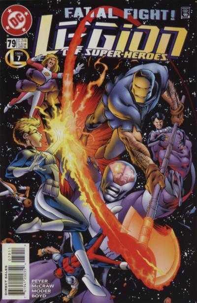 Legion of Super-Heroes #79