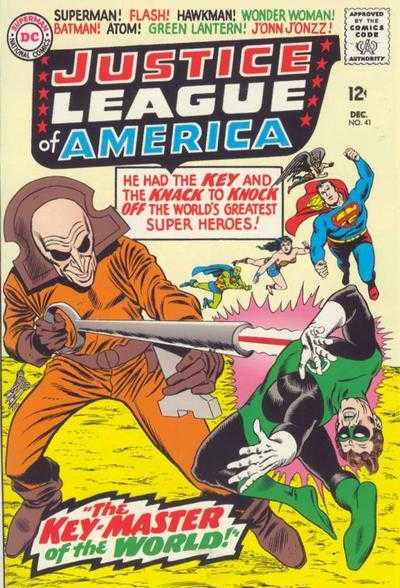Justice League of America #41