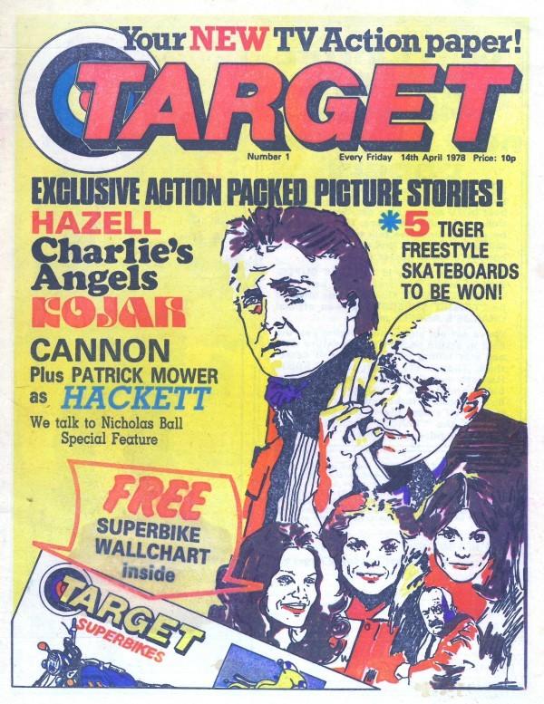 Target #1