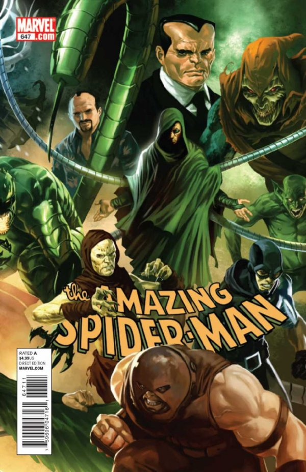 The Amazing Spider-Man #647