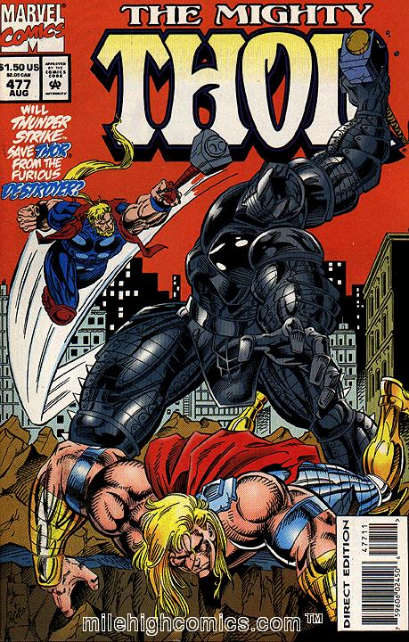 The Mighty Thor #477