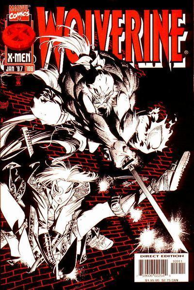 Wolverine #109