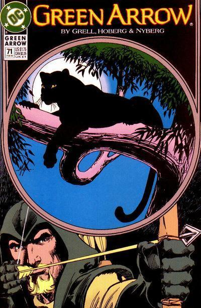 Green Arrow #71