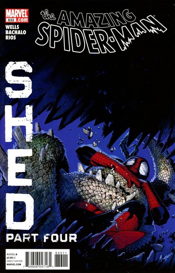 The Amazing Spider-Man #633