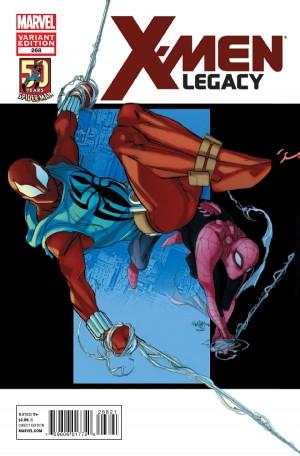 X-Men: Legacy #268