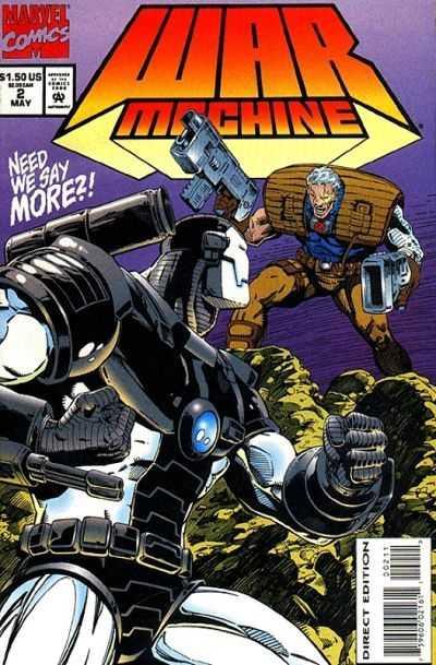 War Machine #2