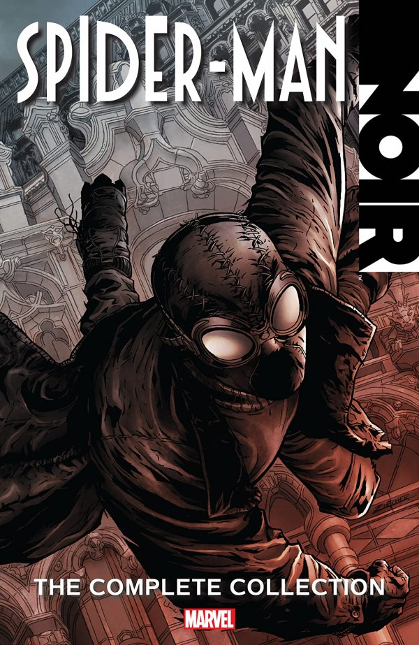Spider-Man Noir: The Complete Collection TP