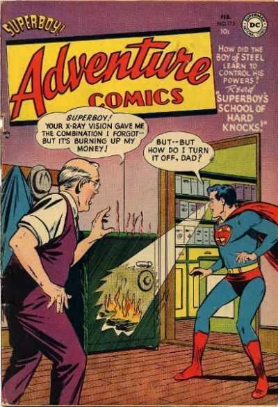 Adventure Comics #173