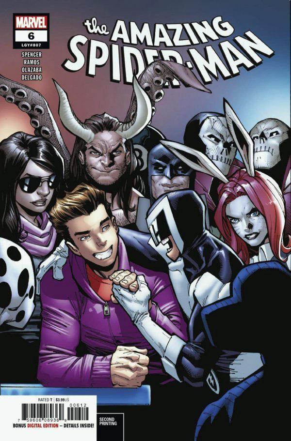 The Amazing Spider-Man #6