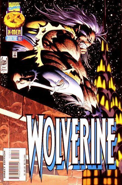 Wolverine #102