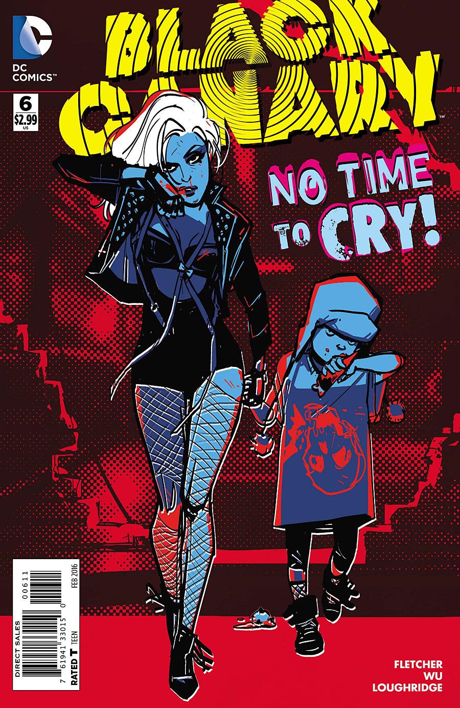 Black Canary #6
