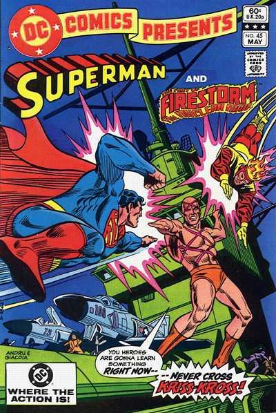 DC Comics Presents #45