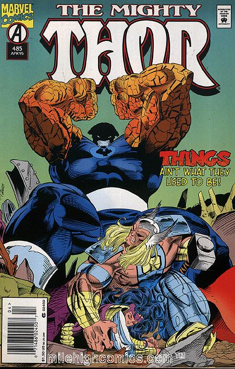 The Mighty Thor #485