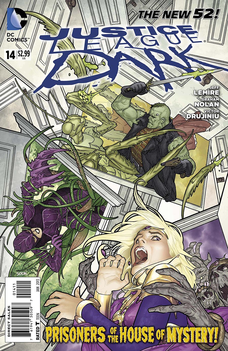 Justice League Dark #14