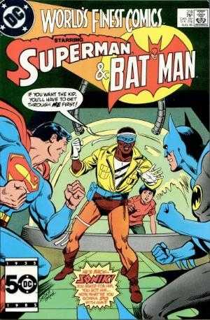 World's Finest Comics #318