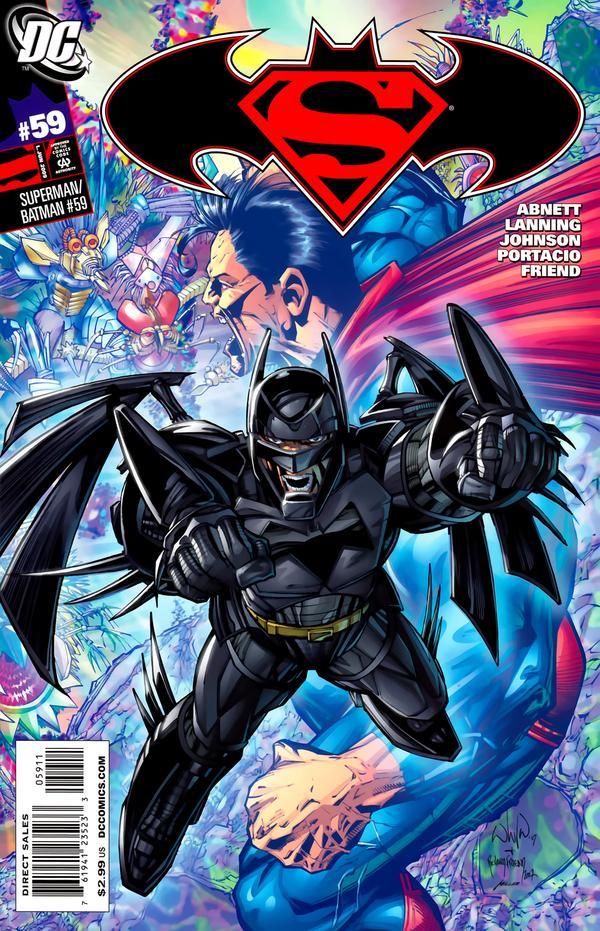 Superman / Batman #59
