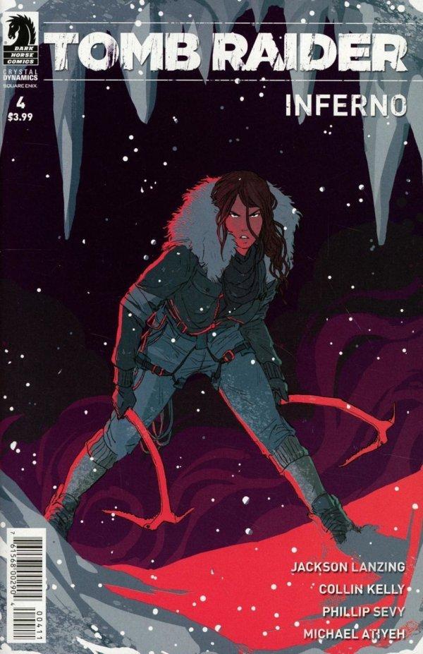 Tomb Raider: Inferno #4