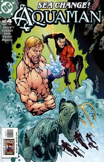 Aquaman #4