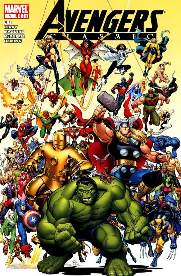 Avengers Classic #1