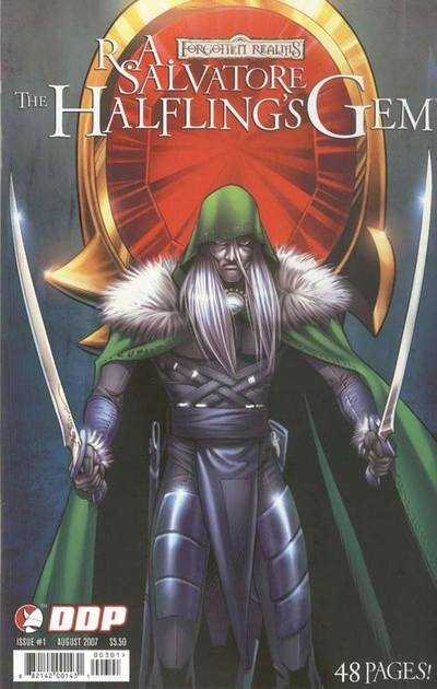 Forgotten Realms: The Halfling's Gem #1