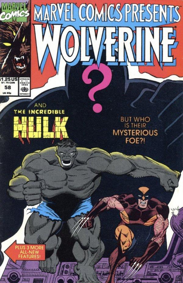 Marvel Comics Presents #58