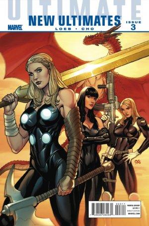 Ultimate Comics New Ultimates #3