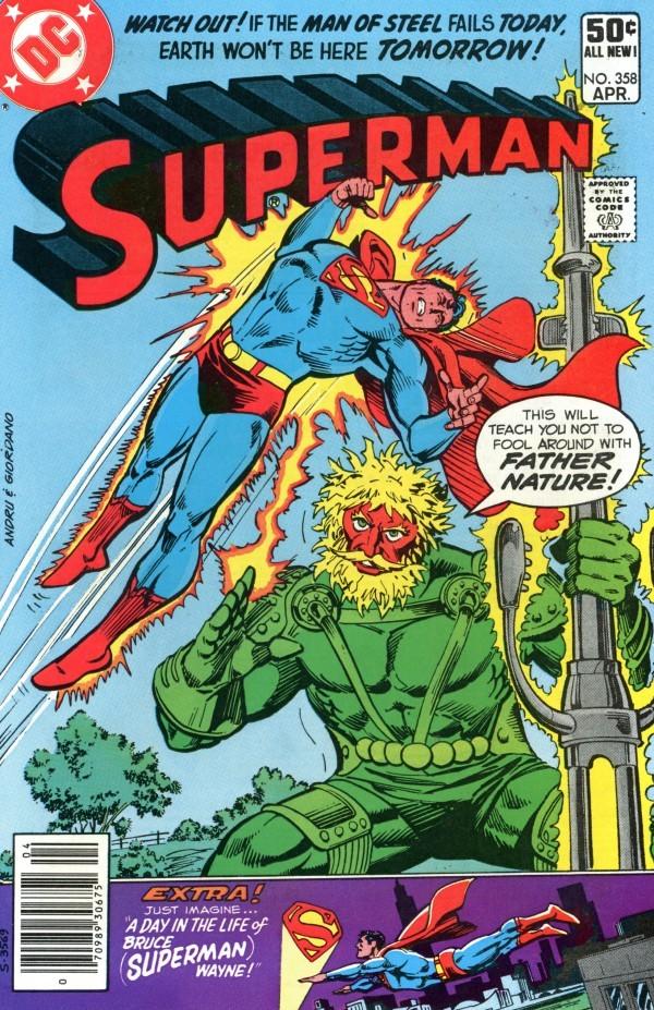 Superman #358