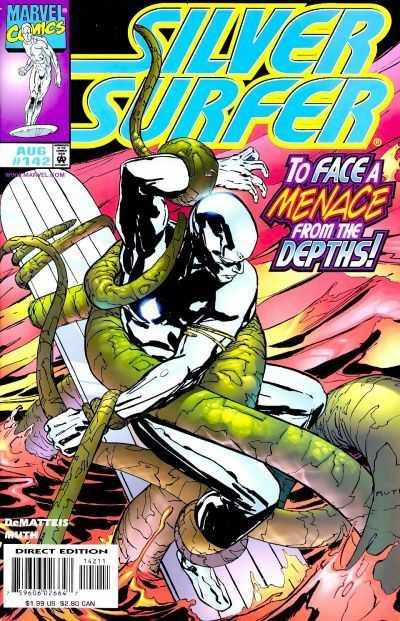 Silver Surfer #142