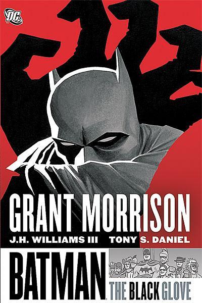 Batman: The Black Glove TP