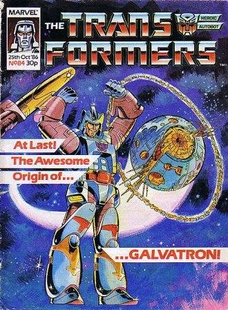 The Transformers #84